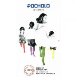 Leotardos canalé - Pocholo
